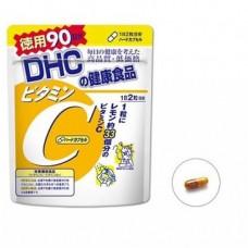 DHC витамин С на 90 дней, 1000мг