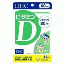DHC Витамин D 1000 МЕ на 60 дней