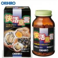 ORIHIRO Мужская сила - экстракт устриц, куркумы и чеснока, курс 60 дней