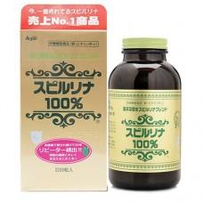 Спирулина 100% (Spirulina 100%)  (с/т банка, 2200 таблеток)