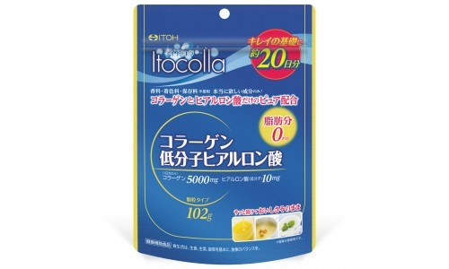 Коллаген с гиалуроновой кислотой (Collagen & hyaluronic acid) 102 г