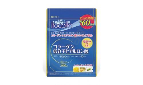 Коллаген с гиалуроновой кислотой (Collagen & hyaluronic acid) 306 г