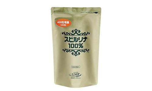 Algae Спирулина 100% на 60 дней