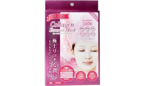 Маска тканевая для лица с коллагеном 5  шт.  (Collagen essence mask)