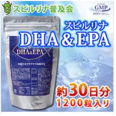 Algae Спирулина DHA + EPA Омега 3 (1200 таб.)