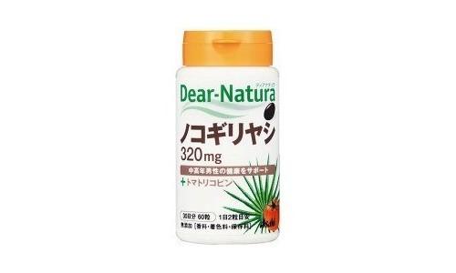 Asahi Dear-Naturа Palmetto Пальма Сереноя + Ликопин
