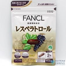 FANCL Ресвератрол на 30 дней