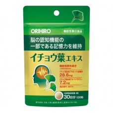 Orihiro Гинкго GINKGO (курс на 30 дней)