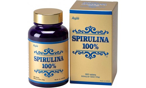 Спирулина 100% (Spirulina 100%)  ( с/т банка 750 таблеток)