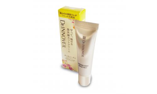 """Дневной крем-основа """"Dr. Innoveil"""" для всех типов кожи с платиной и липидурами (SPF 32 PA++) 30 г"""