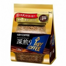 Кофе растворимый  Key Coffee Instant CoffeeDeep Roast (насыщенный вкус) Key Coffee м/у, 70 г