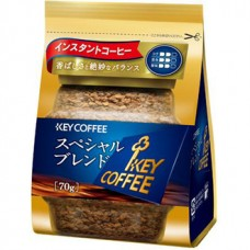 Кофе растворимый Key Coffee Instant Coffee Special Blend 70 гр м/у