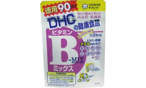DHC витамины B-mix, 90 дней