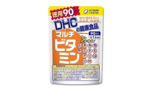 DHC Мультивитамины 90 дней