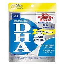 DHC Рыбий жир DHA + ЕРА Омега 3