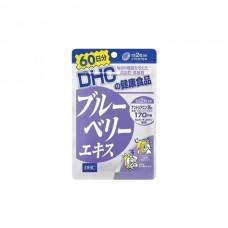 DHC Экстракт черники на 60 дней