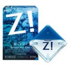 Rohto Z! Японские капли для глаз
