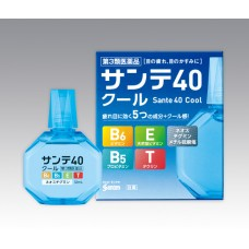 Sante 40 Cool - противовозрастные капли, с охлаждающим эффектом