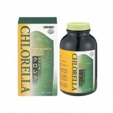Хлорелла ORIHIRO средство для детоксикации организма + витамины 1400шт