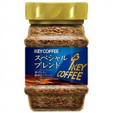 Кофе растворимый Key Coffee Instant Coffee Special Blend, стекл. б., 90гр